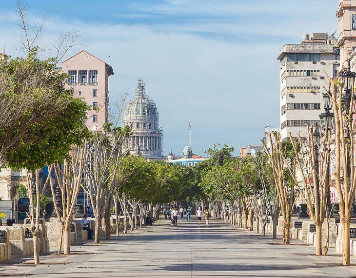 Qué hacer en La Habana: El Paseo del Prado, o de los leones