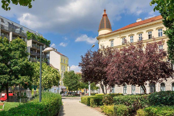 Margareten, apartamentos turísticos económicos