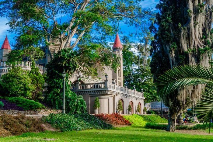 Ver en Medellín, el museo llamado El Castillo