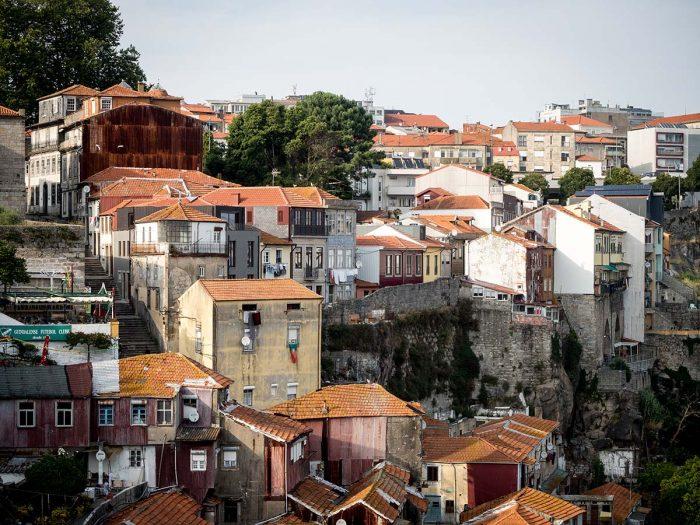 Alojarse en Miragaia, Oporto