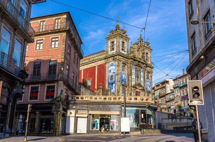 Hospedarse en Oporto: Barrio Sant Idelfonso