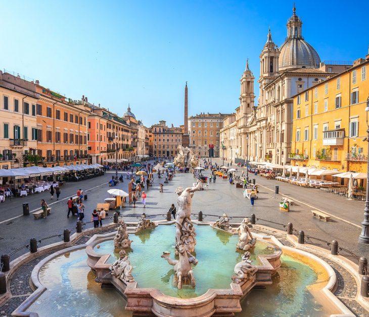 Las mejores zonas donde alojarse en Roma