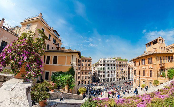 Dónde alojarse en Roma: Monti y su variopinta población mezcla de estudiantes, turistas y residentes