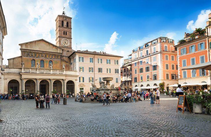 Dónde hospedarse en Roma: La romántica zona de Trastevere