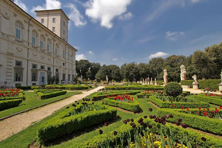 Dormir en Roma: La Villa Borghese y su entorno natural