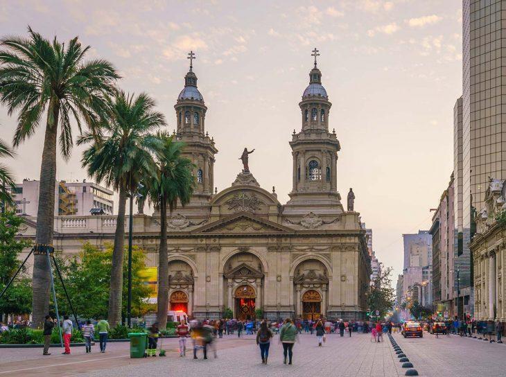 as mejores zonas donde alojarse en Santiago de Chile