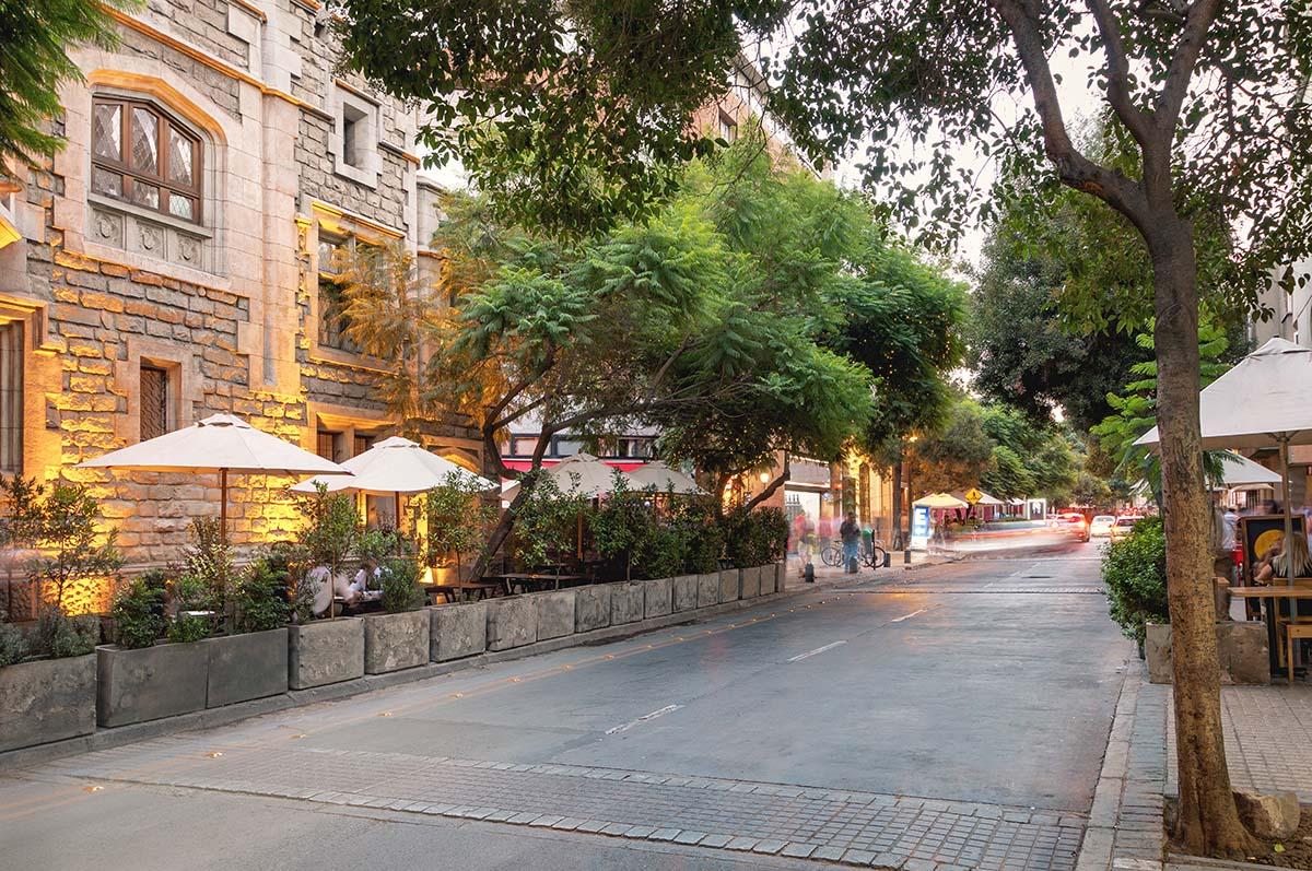 Alojamiento en Santiago de Chile: Lastarria, ambiente bohemio y hipster