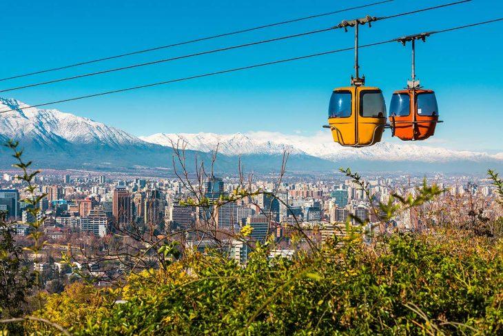 Dormir en Santiago de Chile: los barrios Recoleta y Bellavista entre los más animados y bien comunicados