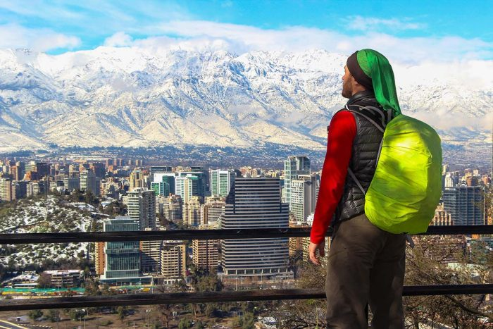 Alojarse en Santiago de Chile: La zona de Providencia