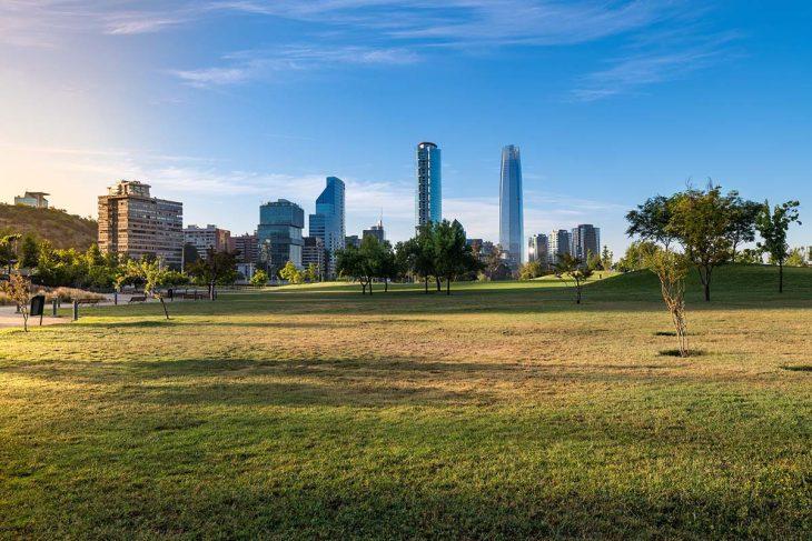 Hospedarse en Santiago de Chile: Vitacura, barrio elegante y tranquilo