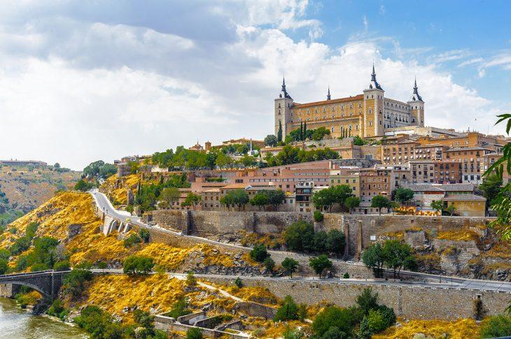 Que hacer en Toledo: Visitar el Alcazar