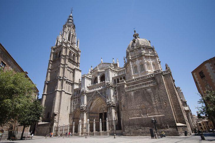 La Catedral de Toledo es la segunda más grande de toda España