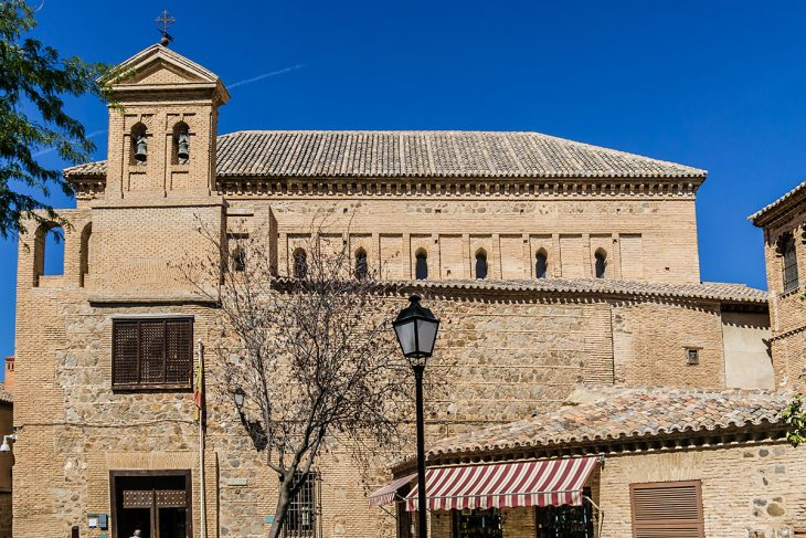 Visitar la Sinagoga de Samuel Ha Leví en Toledo