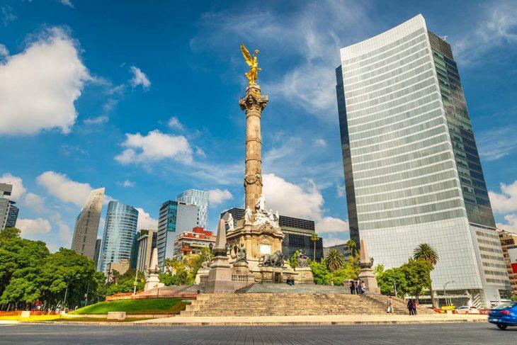 Alojarse en Mexico: la interesante Zona Rosa