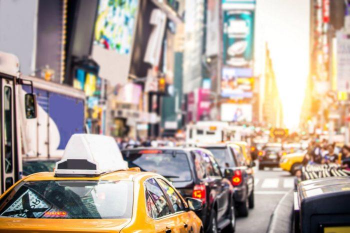 Alojarse en Times Square