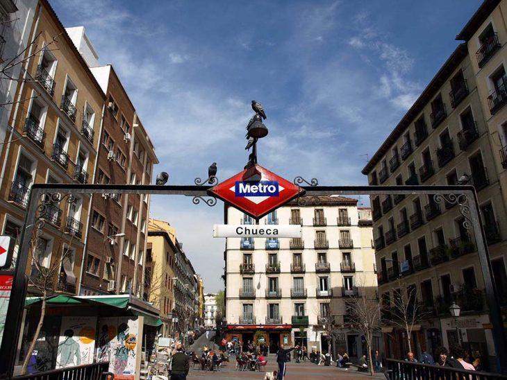 Dormir en Madrid:Chueca, barrio animado y tolerante