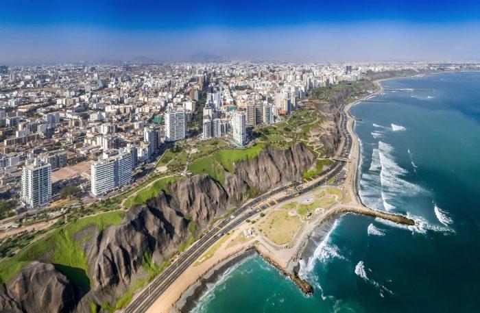 Cómo ir del aeropuerto de Lima a Miraflores