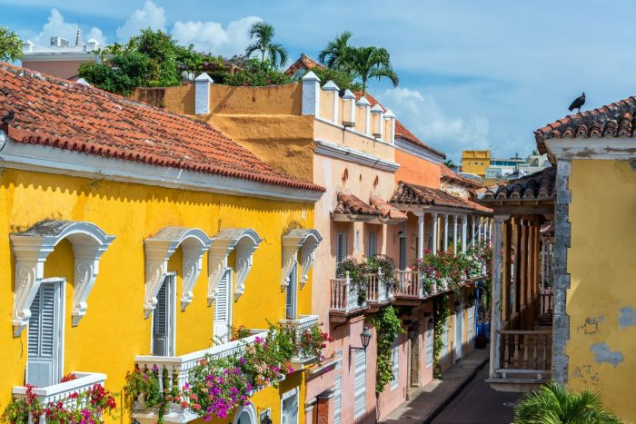 Dónde alojarse en Cartagena de Indias