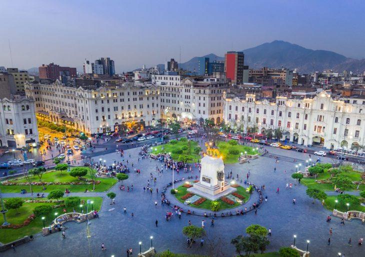 Dónde alojarse en Lima