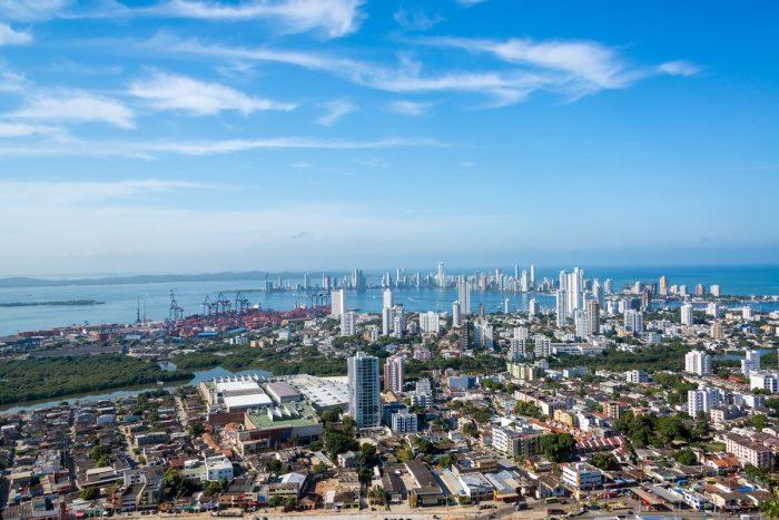 Dónde dormir en Cartagena de Indias