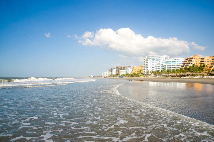 Dónde hospedarse en Cartagena de Indias: La Boquilla