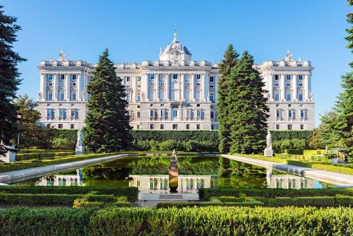 Dónde alojarse en Madrid: Los Austrias
