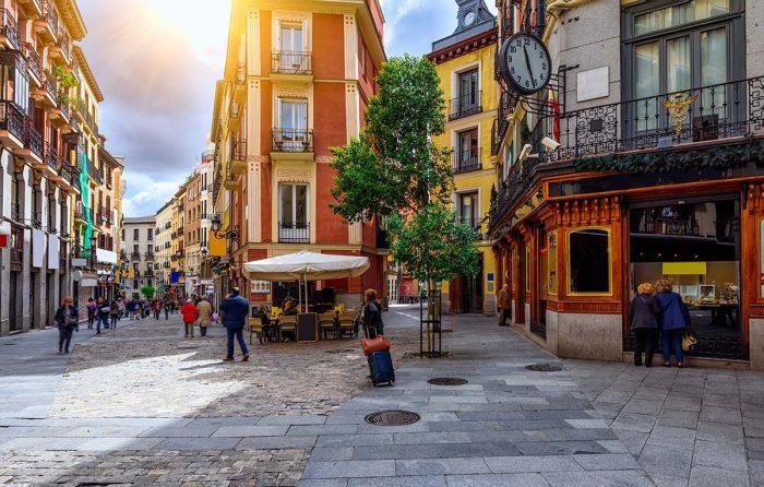 Alojamiento en La Latina, uno de los mejores barrios donde hospedarse en Madrid