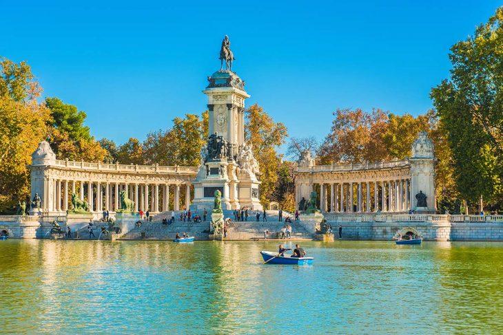 Alojarse en Madrid: Retiro, para disfrutar del parque sin estar lejos del centro