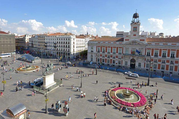 Las mejores zonas donde alojarse en Madrid