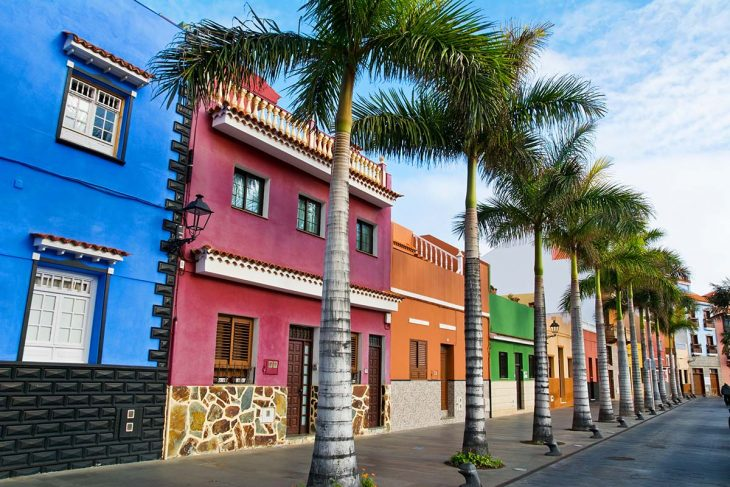 Zonas donde alojarse en Tenerife: Puerto de la Cruz