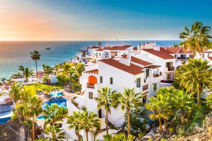 Alojamiento en Tenerife en la zona de Puerto de Santiago
