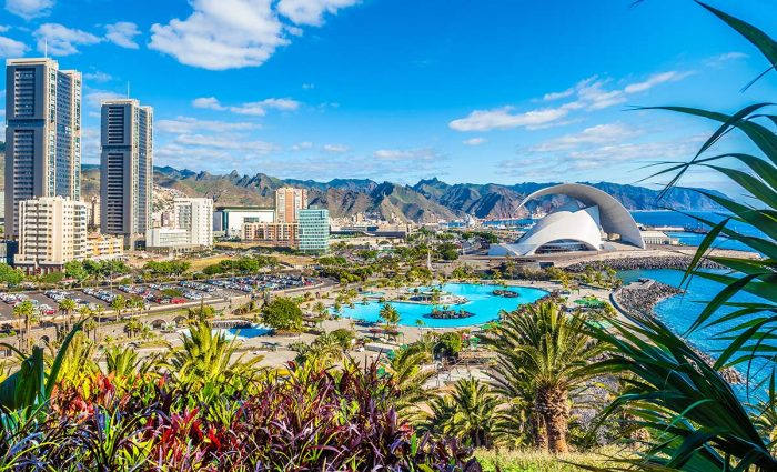 Las mejores zonas donde alojarse en Tenerife