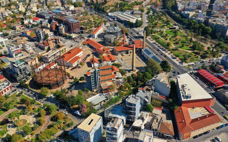 Gazi, entre las opciones excelentes para alojarse en Atenas: un barrio de vanguardia y elegante