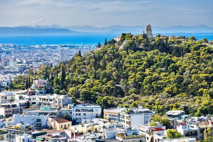 Koukaki, buena zona donde alojarse en Atenas