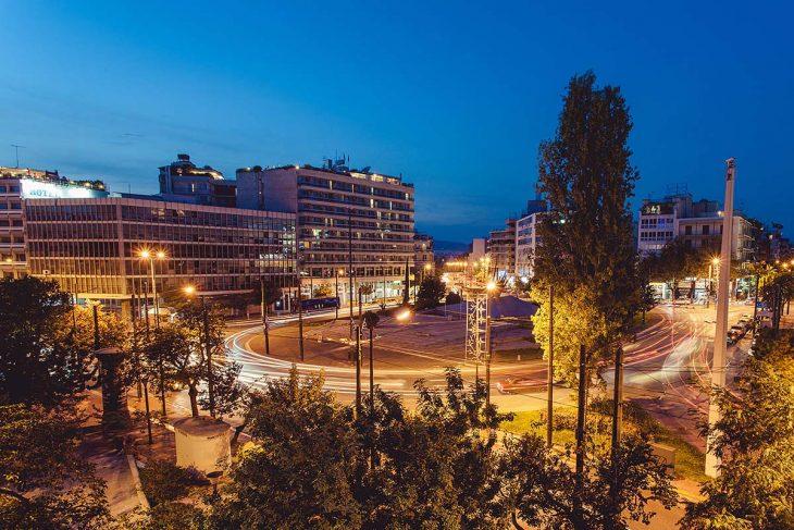 Hospedarse en Atenas: La Zona de Metaxourgeio