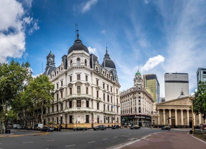 parada recomendable del viaje a Buenos Aires en tres días es el Microncentro