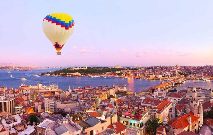 Cómo llegar a Estambul