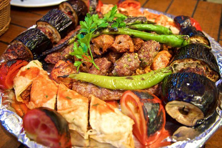 Platos Típicos de Estambul para comer