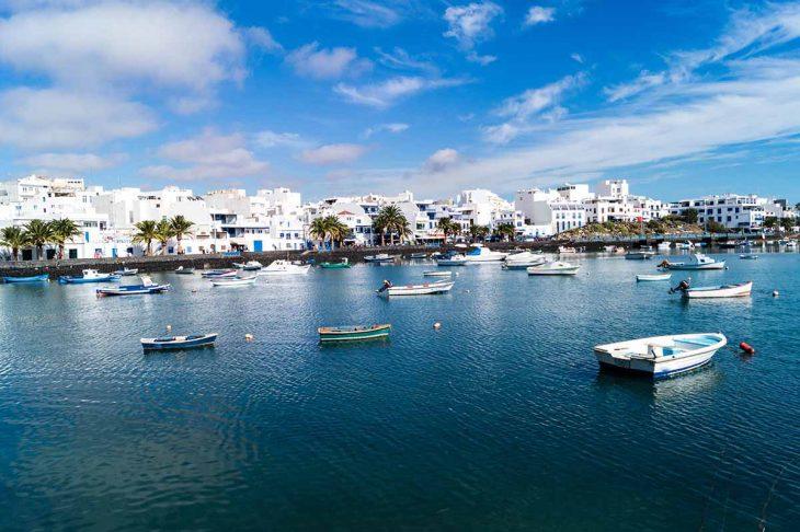 Las mejores zonas donde alojarse en Lanzarote