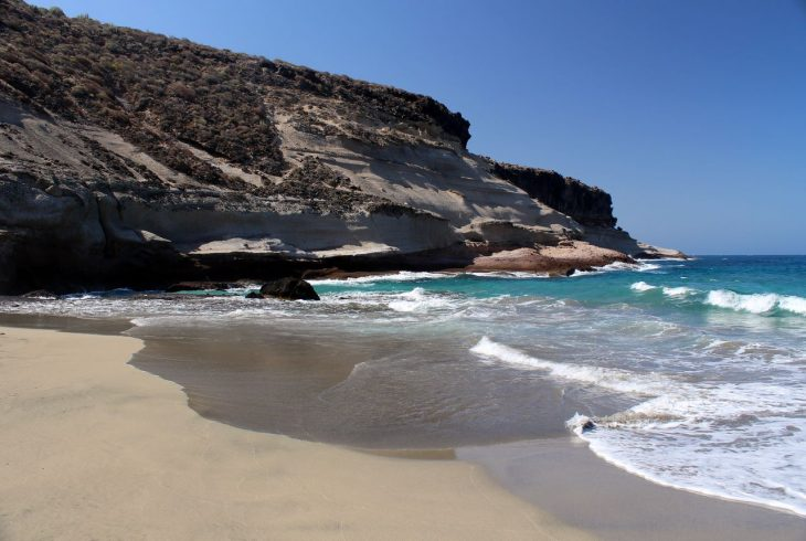 Playas de Tenerife: Diego Hernandez