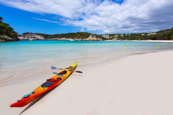 Cala Galdana: Playas de Menorca