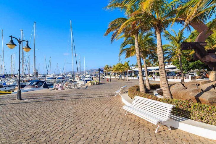 Puerto Calero: destino donde alojarse en Lanzarote de  máxima tranquilidad