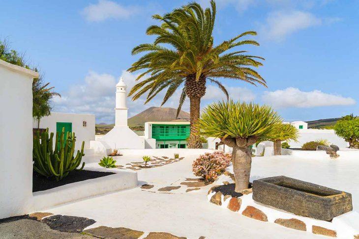 San Bartolomé es un destino ideal donde alojarse en Lanzarote