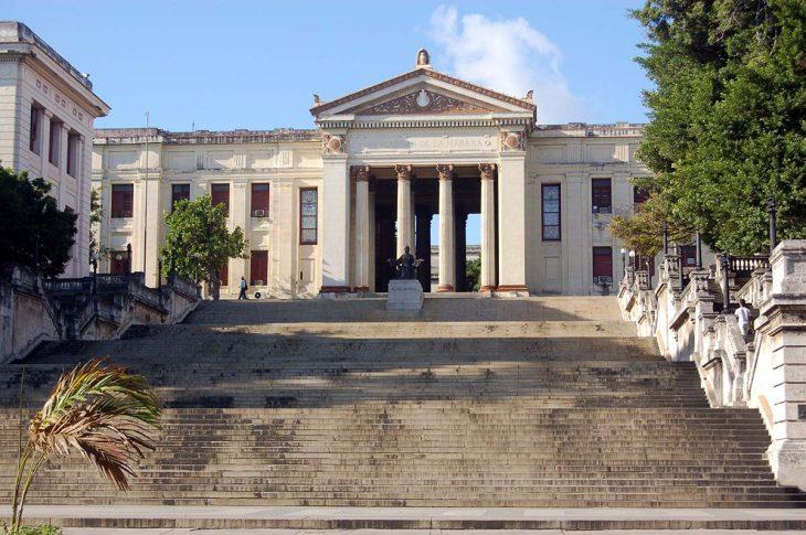 Conoce la Universidad de la Habana en Cuba