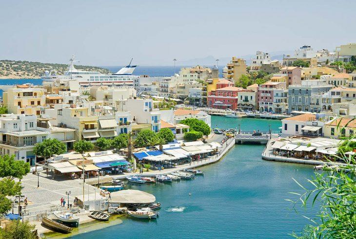 Dormir en Creta: Agios Nikolaos
