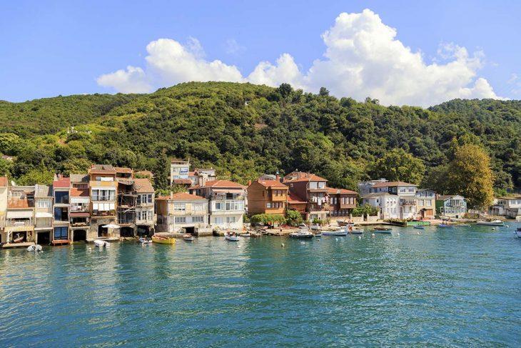 Una visita a la aldea de pescadores de Anadolu Kavaği