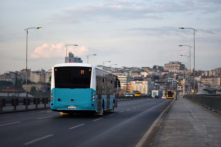 Transporte en Estambul: autobús