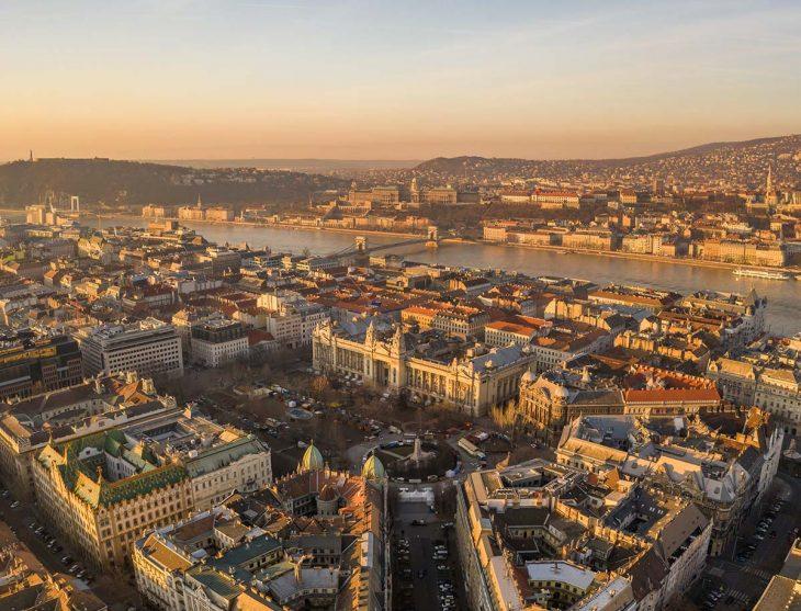 Belvaros, la mejores zona donde alojarse en Budapest