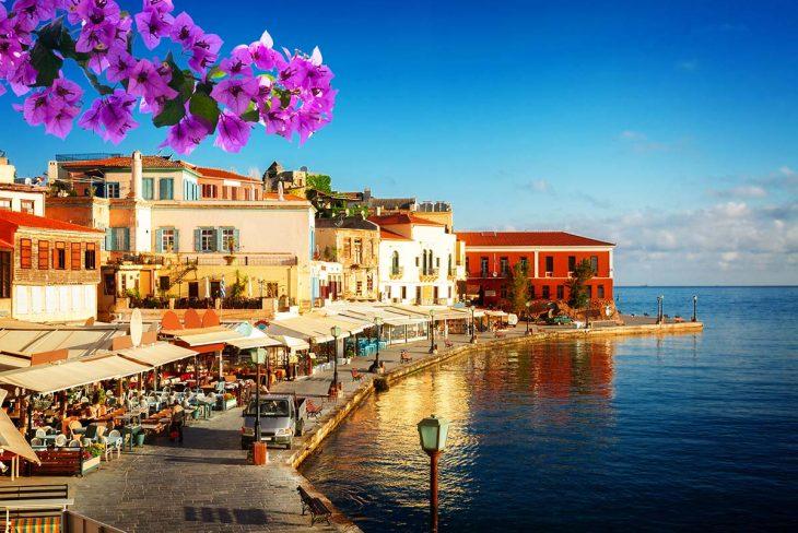 Las mejores zonas donde alojarse en Creta
