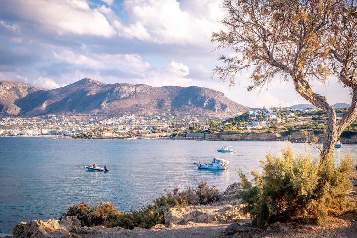 Hersonissos: oferta hotelera de gama media–alta en Creta